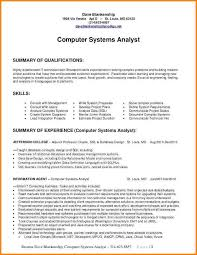 business systems analyst resume 5 business systems analyst resume resume cover note