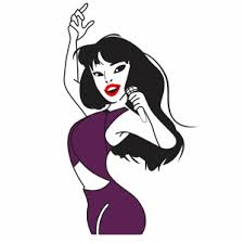 I thought this would look great with gold foil on a black tote. Selena Svg Selena Quintanilla Svg Cut File Download Jpg Png Svg Cdr Ai Pdf Eps Dxf Format
