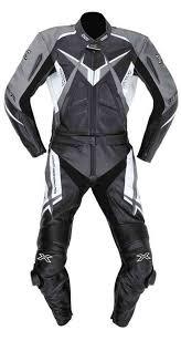 Ixs Conquest Two Piece Leather Suit