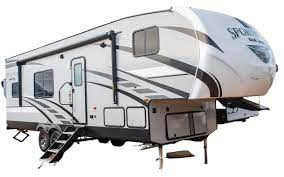 top small 5th wheel toy haulers
