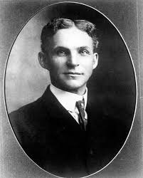 Henry Ford (Author of My Life And Work)