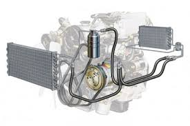 compresor de aire acondicionado de autos. aire acondicionado 01 compresor de autos