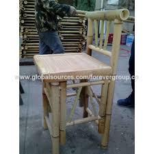 china outdoor tiki bamboo bar sets with stools