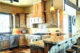 Rustic cabinet doors Outdoor Tv Wall Mount Cedar Kitchen Cabinets Rustic Cabinet Doors With Knotty Pine Log Cabin Better Homes And Gardens Rustic Kitchen Cabinet Doors Theinnovatorsco