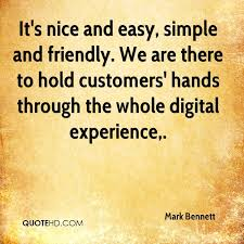 Mark Bennett Quotes QuoteHD Best Nice And Simple Quotes