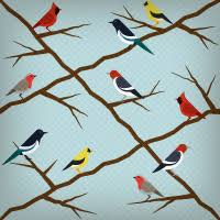 Bird Pattern Stunning How To Create A Seamless Bird Pattern With Retro Touch In Illustrator