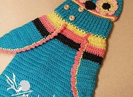 Free Owl Cocoon Crochet Pattern Inspiration Free Pattern] Adorable Baby Owl Cocoon Hat Pattern Can Be Easily