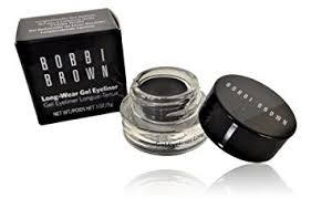 bobbi brown long wear gel eyeliner gunmetal ink 18