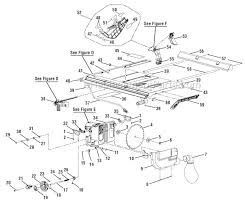 the 25 best ryobi table saw parts ideas on pinterest recycled Table Lamp Parts Diagram ryobi rts30 parts list and diagram ereplacementparts com diagram of table lamp parts