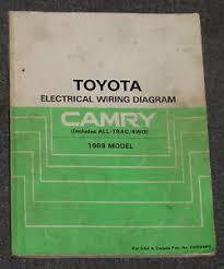 1988 toyota camry electrical wiring diagram service manual all image is loading 1988 toyota camry electrical wiring diagram service manual