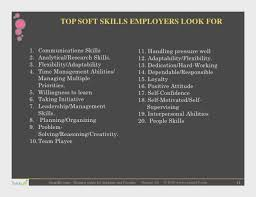 Top Skills For Resume Stunning Top Skills For Resume Put On Skill A What Examples Good The