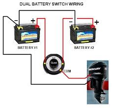 battery charging s in electronics forum i plan to use one for the main motor and all the gages and running lights and use the other for gps fish finder radio and kicker when i finally get one