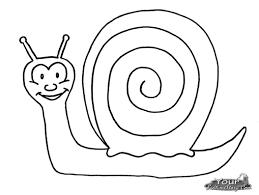Nos Jeux De Coloriage Escargot Imprimer Gratuit Page 4 Of 5
