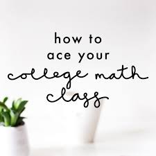 best college math ideas algebra help algebra  how to ace your college math class