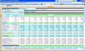 Budgeting Spreadsheets Worksheets for all | Download and Share ...