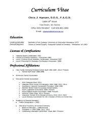 Dentist Resume Sample India Dental Resume Sample India Cv Samples