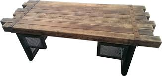 industrial metal and wood furniture. Industrial Rustic Furniture And Desk Minimalist Steel Cedar Timber By Metal Wood