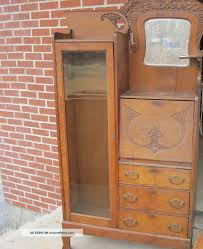 antique secretary desk with hutch best furniture designs photo details these ideas we try