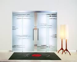 sliding glass doors as a modern closet door