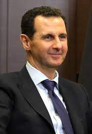 بشار الأسد - ويكيبيديا