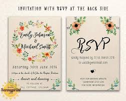 Free Customizable Invitation Templates