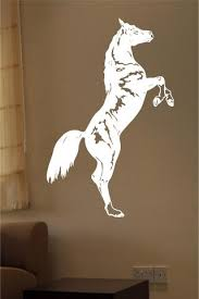 equestrian horse wall decals mural home decor vinyl stickers decorate your bedroom nursery on horse wall art decal with equestrian horse wall decals mural home decor vinyl stickers