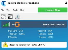Telstra Not sierra Connect Modem Solved Aircard 320u 4g RFwAdY