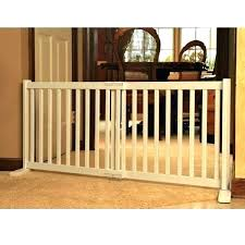 pet gates with door wooden dog gate com walk over indoor for cats wooden pet gate a65