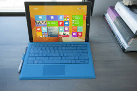 Micrsoft Table Microsoft Surface Pro 3 Review A Legitimate Work Pc In Tablet