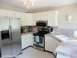 Kitchen With White Cabinets Nice Design Best White Paint For Kitchen Cabinets Super Ideas Best