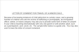Permission To Travel Letters Tirevi Fontanacountryinn Com