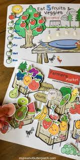 No More Nagging Chart Fruit Veggie Tracker Chart Together Unplugged
