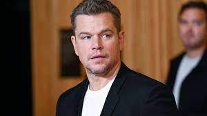 Matt Damon says his daughter called him ...