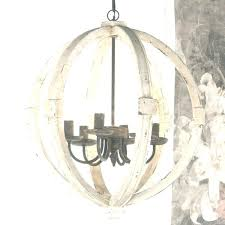 distressed white wood chandelier wooden with regard to farmhouse antique 5 light chandeliers wh
