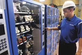 Fastenal Vending Machine Login Simple For Quick Access To Tools Of The Trade They Vend It Local News
