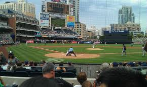 Padres Seating Chart San Diego Padres Seating Guide Petco Park Rateyourseats Com