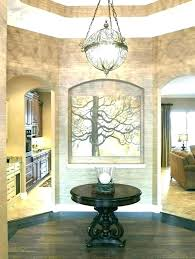 small entryway lighting. Foyer Chandelier Small Entryway Lighting A