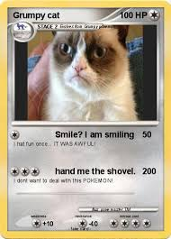 grumpy cat i am smiling. Exellent Cat Pokemon Grumpy Cat For Cat I Am Smiling T