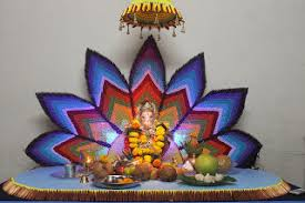 eco friendly ganesh eco friendly decorations ideas ganapati