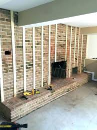 fireplace reface refacing brick fireplace reface brick fireplace makeover is the best how to build a fireplace reface fireplace refacing brick