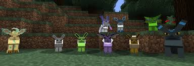 Pokecube - Revival, adding >800 pokemon to minecraft - Minecraft Mods -  Mapping and Modding: Java Edition - Minecraft Forum - Minecraft Forum