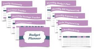 Free Printable Budget Free Printable Budget Planner Redefining Mom