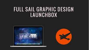 Full Sail Launch Box Graphic Design Full Sail Graphic Design Launch Box