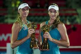 Karolina and Kristyna Pliskova Are ...