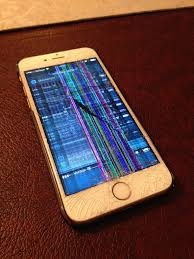 what to do with a broken iphone 6s 6s plus lcd screen your options for
