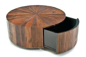 round coffee table with storage round wood coffee table with drawer modern rustic design rustic modern coffee table a modern coffee table storage chests