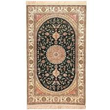 handmade oriental silk rug 3 x 5 on free today rugs from
