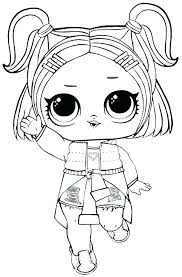 Surprise doll of good quality and at affordable prices you can buy on aliexpress. Lol Dolls Coloring Pages Best Coloring Pages For Kids