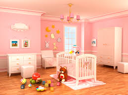 Pictures Gallery of Baby Girl Nursery Designs Ideas