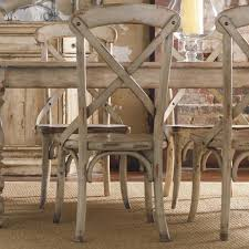 distressed dining room table and chairs elegant furniture wakefield x back distressed white dining